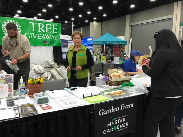 ... The Jefferson County Extension Service As Well As Urban Forestry And  Louisville Grows While Helping Make A Difference In The Tree Canopy In  Jefferson ...